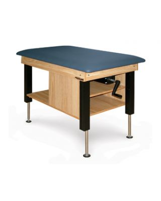 Hausmann Model A9098 Crank Hydraulic Taping Table