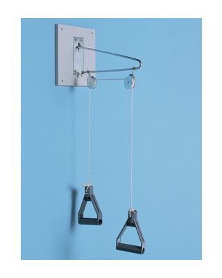 Hausmann Model S-950 Economy Wall Mounted Overhead Pulley