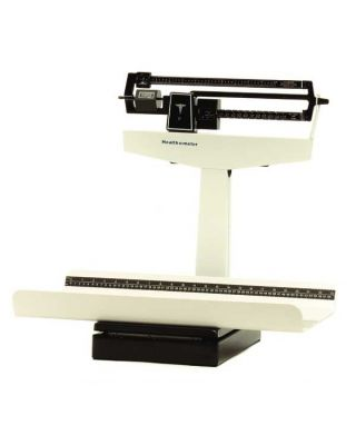HealthOmeter Pediatric Beam Scale with Tray,1522KL