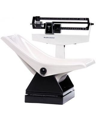 HealthOmeter Pediatric Beam Scale with Seat,1524KL