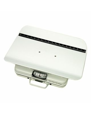 HealthOmeter Portable Pediatric Mechanical Scale,(lbs),386S-01