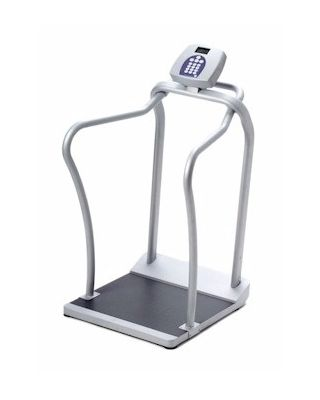 HealthOmeter ProPlus� Clinical Stand-On Scale,1000lbs/454kg,2101KL