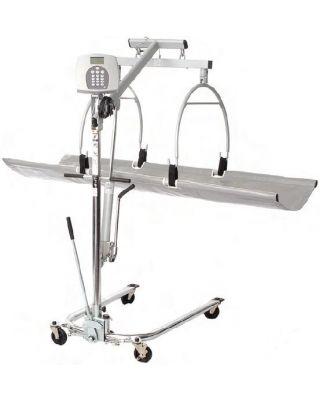 HealthOmeter ProPlus� Stretcher/Lift Scale,400lbs/181kg,2000KL