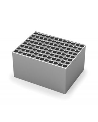 IKA Double block,1 x 96 - well PCR plate,for 0,2 ml tubes