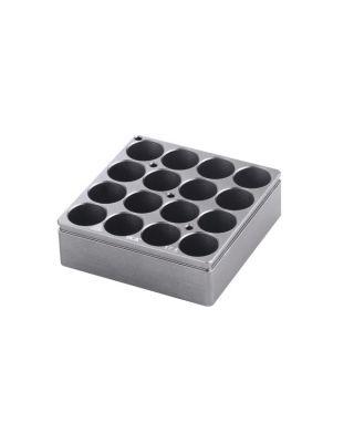 IKA H 135.102 Block 16 x 8 ml