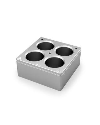 IKA H 135.105 Block 4 x 30 ml