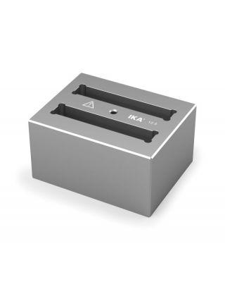 IKA Single block,2 x 6 cuvettes (12,5 mm),Depth 25,4 mm