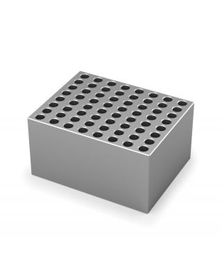 IKA Single block,64 x individual PCR tubes,for 0,2 ml tubes