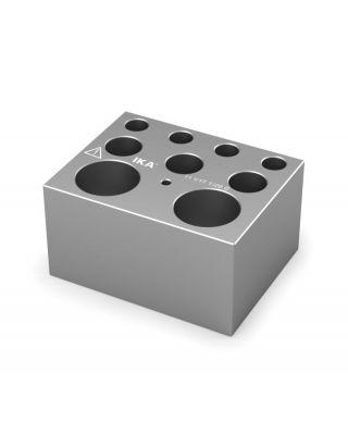IKA Single block,centrifuge tube combination 1,5 ml,15 ml,50 ml