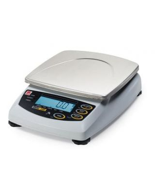 Ohaus Valor Compact Food Portioning Scale 30lb x 0.005lb/ 15kg x 0.002kg  V51P15