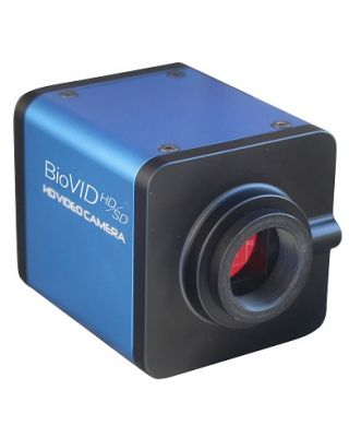 LW Scientific BioVID HD-720p Video Camera,5mp,SD card,HDMI cable,C-mount,BVC-HDSD-CMT3