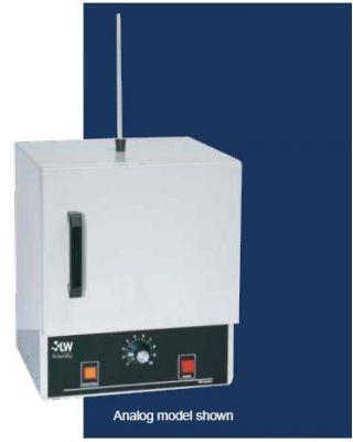 LW Scientific High Temp. Incubator 57L,Digital,ICL-1218-D571