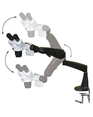 LW Scientific Stereoscope DM on Pneu Flex Arm, DMM-S12N-PA77