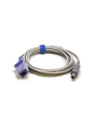Mindray PM-9000 Patient Monitor Nellcor Spo2 Extension Cable 6 Pin MDR-0010-20-42595