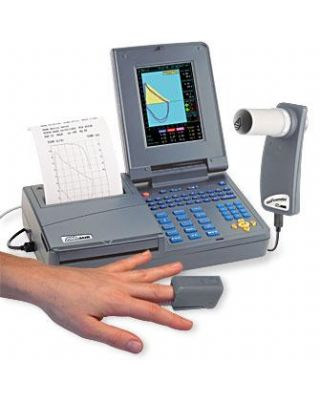 MIR Spirolab III Diagnostic Spirometer with High Res. Colour Graphic Display,incl. winspiroPRO PC Software,MIR-910650