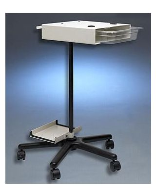 Aaron Bovie Mobile Stand for A1250, A2250 and A3250 incl. Bottom Tray, ESMS-C