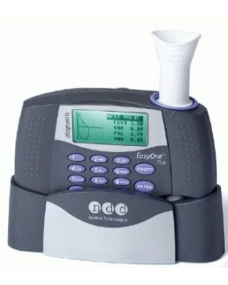 NDD EasyOne� Plus Diagnostic Spirometer