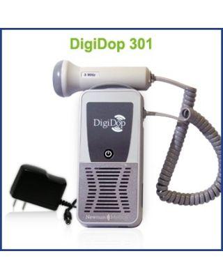 Newman DigiDop 301 w/ 8MHz vascular probe,3 cuffs,PPG,manual aneroid,DD-PAD