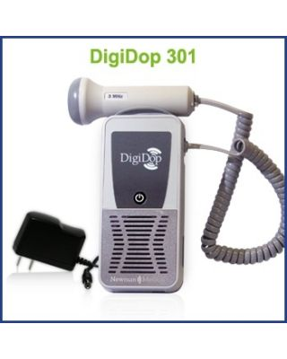 Newman Rechargeable,Non-display Digital Doppler,3MHz waterproof obstetrical probe,DD-301-D3W