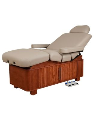 Oakworks Celesta Electric Salon Top Lift Medical / Spa Table