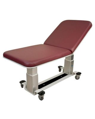 Oakworks General Ultrasound Table w/ Fowler Backrest