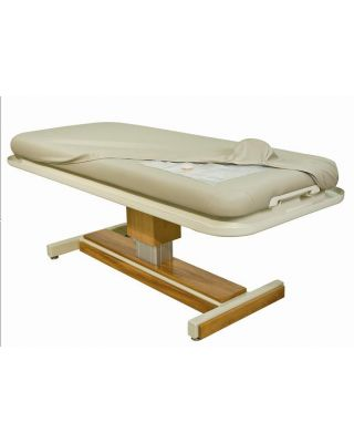 Oakworks Marina Battery Powered Wet/Dry Treatment Table Package OW-Marina