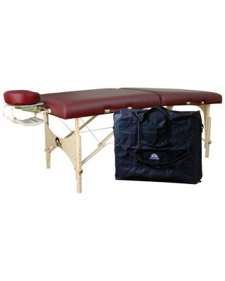 Oakworks One Wood Massage Table Package OW-ON