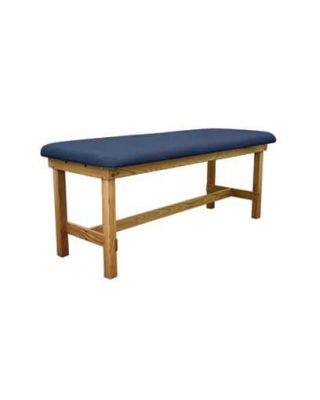 "Oakworks Powerline Series H-Brace Treatment Table 27"" OW-PW27"