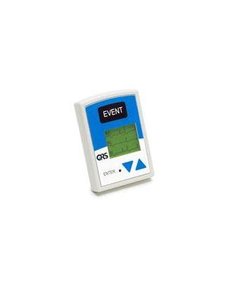 QRS Diagnostics Q200 H/E Holter Recorder; 5 Lead Kit,700005-00