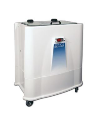 Richmar HydraTherm Heater,Deluxe,Traditional Rack System,12x HydraHeat Packs,HT-R12-DRW