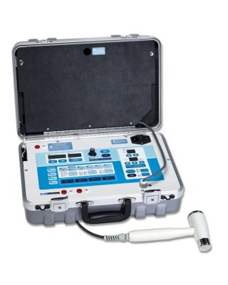 Richmar Winner CM4P,Portable 4 Ch Combo,Ultrasound & Muscle Stimulator,400-006