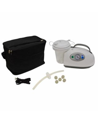 Roscoe Medical Lightweight Portable Suction Unit 50004