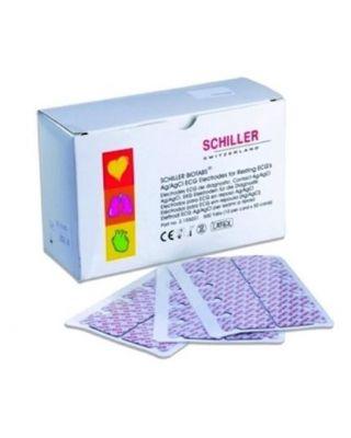 SCHILLER Bio-Adhesive electrodes AMBU Resting Tabs SCH-2.155031SU