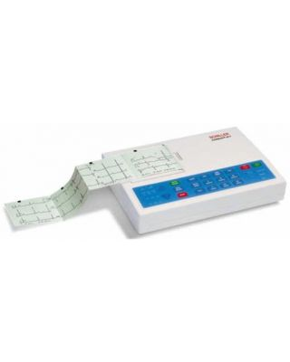 SCHILLER CARDIOVIT AT-1 3 Channel 12 Lead ECG System SCH-9.190000C