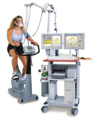 SCHILLER CARDIOVIT CS-200 Cardiopulmonary System SCH-9.030100