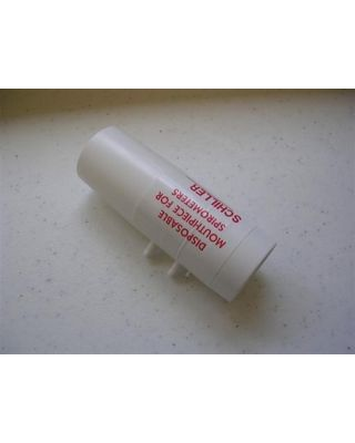 SCHILLER Disposable plastic mouthpiece SP-150/250 SCH-2.100077