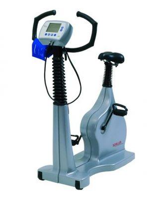 SCHILLER ErgoCouch ergometer bicycle ERG 911 BP/L w NIBP SCH-2.210054