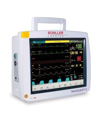 Schiller Multiparameter Patient Monitor w/ ETCO2