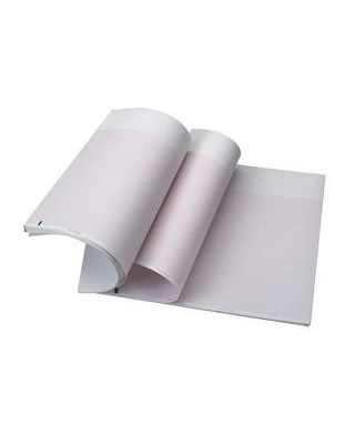 SCHILLER Recording Paper AT-10 Plus thermal Z-folded SCH-2.157023