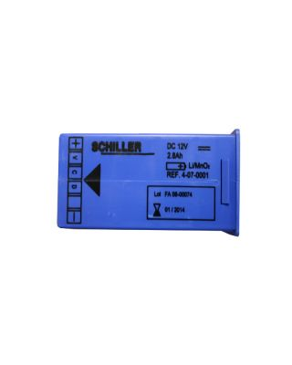 SCHILLER Sp-Ox Battery Door SCH-SP-Ox-BD