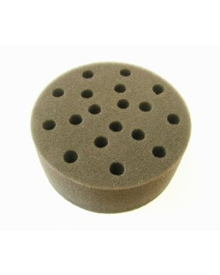 SCILOGEX Foam Tube Insert for 18 test tubes �10mm,for use with Universal Adapter,18900021