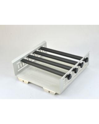 SCILOGEX Universal Platform for 7.5KG Linear/Orbital Shaker for use with various types of flasks/vessels with universal variable position (4) clamping bars.,18900027