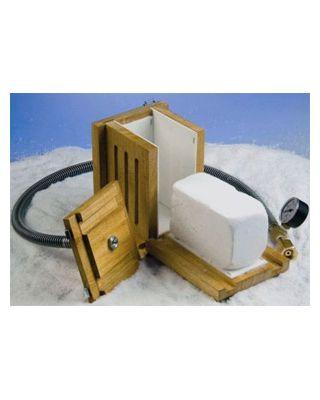 SCILOGEX - DILVAC Dry-Ice Maker,c/w Pressure Hose and Pressure Gauge,300001