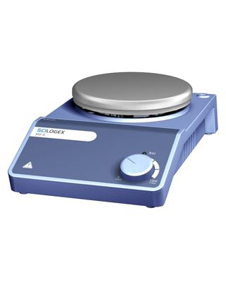 SCILOGEX MS-S Analog Magnetic Stirrer,s/steel plate,110V,81111104