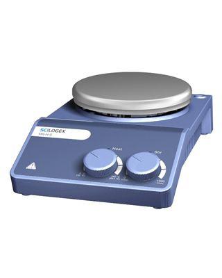 SCILOGEX MS-H-S Analog Magnetic Hotplate Stirrer,porcelain plate,110V/60Hz,81112102