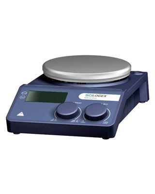 SCILOGEX MS-H-Pro Digital Magnetic Hotplate Stirrer,porcelain plate,110V/60Hz,81112302
