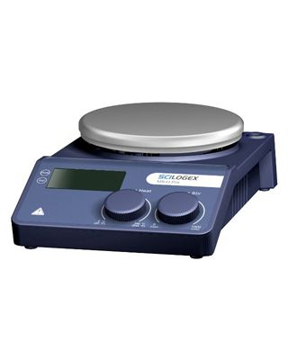 SCILOGEX MS-H-Pro Digital Magnetic Hotplate Stirrer,s/steel plate,110V/60Hz,81112304