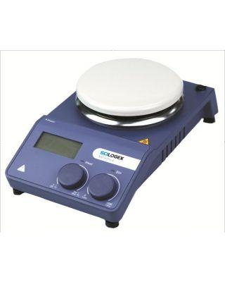 SCILOGEX MS-H-Pro Plus Digital Magnetic Hotplate Stirrer,Ceramic Plate,110V/60Hz,86144201