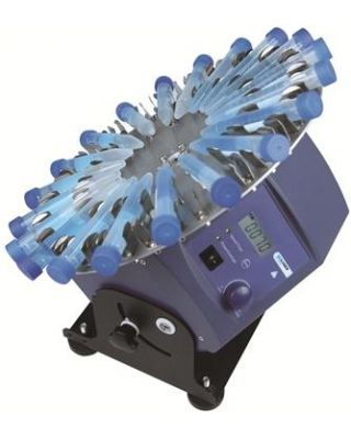 SCILOGEX MX-RD-Pro Lcd Digital Tube Rotator Mixer,w/ 18900139 50ml Tube Holder Accessory,100-220V,50/60Hz,82423201