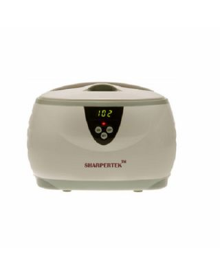 Sharpertek Digital Ultrasonic Jewelry Cleaner CD3800